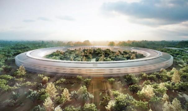 Apple ofrece detalles e imágenes de su nuevo Campus en Cupertino