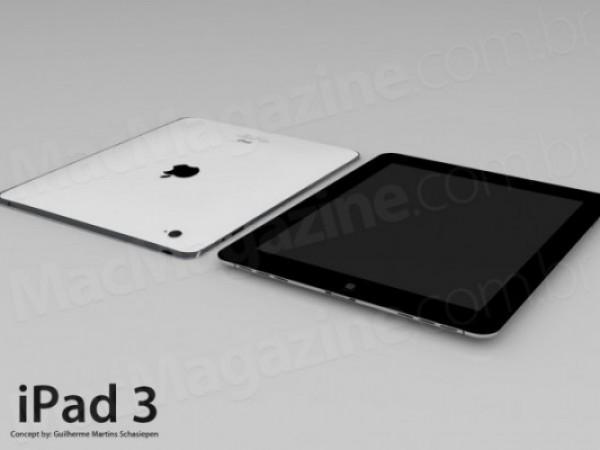 Concep iPad 3
