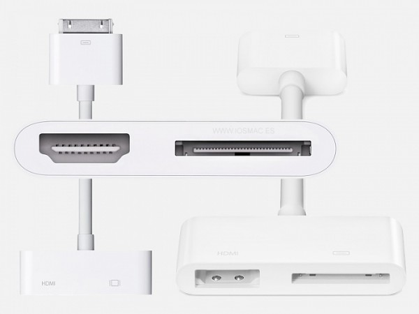HDMI ipad 2