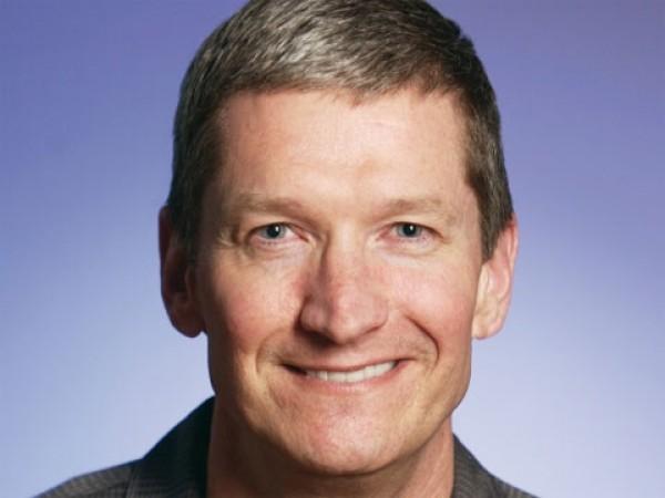 Tim Cook no deja de ganar dinero, 11 millones de dólares por acciones de Apple