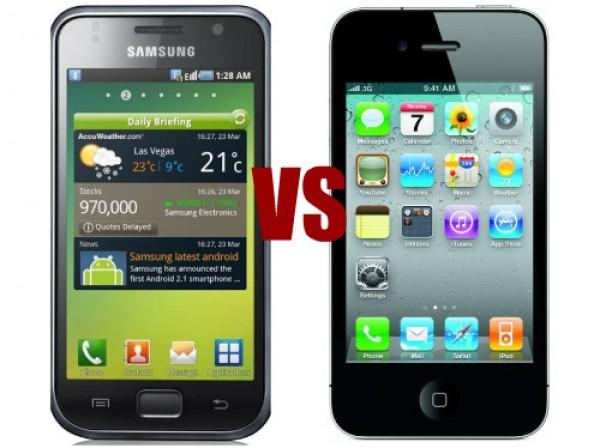 Samsung gana a Apple en ventas en China