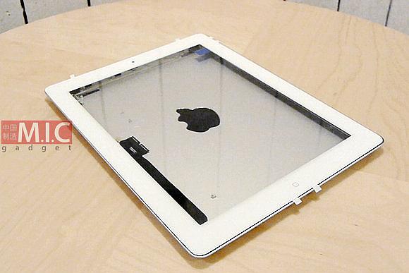 Aparecen piezas del iPad 3 y los Smart Covers del iPad 2 funcionan