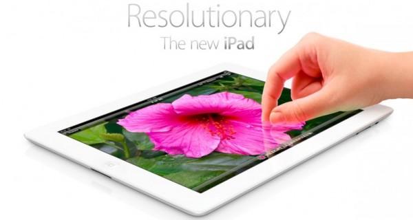 """Principales características de """"iPad, iPad 2 y New iPad"""""""