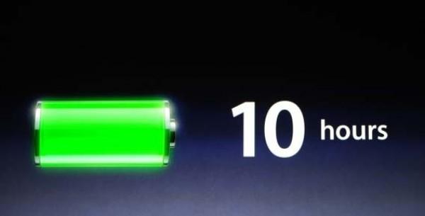 Los dispositivos iOS no son exactos al mostrar la carga batería