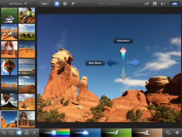 Apple consigue 5 millones de dólares por iPhoto para iOS, en 10 días