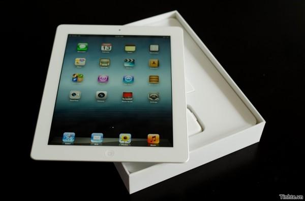 El nuevo iPad no carga si usas algunas App