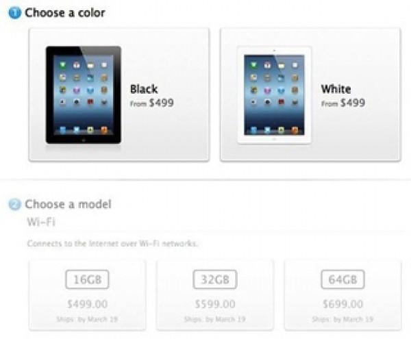reservas iPad