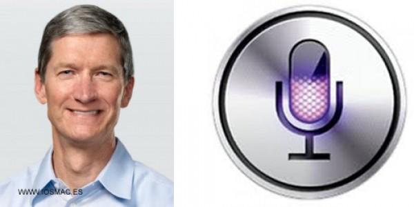 """Tim Cook responde al email de un cliente y confirma que Siri hablará italiano y """"español"""" este año"""