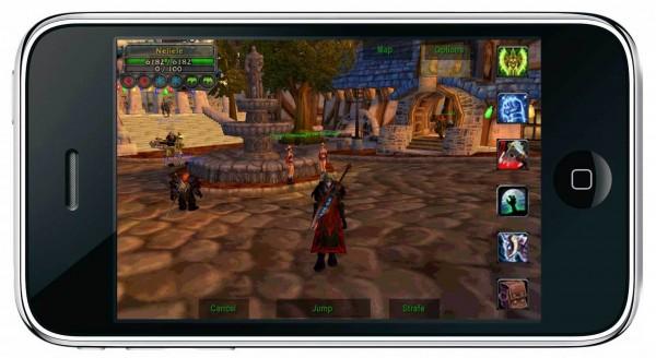 ¡Habrá World of Warcraft para iOS! Cuando encuentre la manera de hacerlo