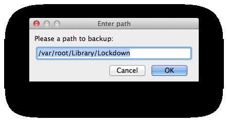 RedSn0w 0.9.10b8: haz una copia de tus archivos de SAM