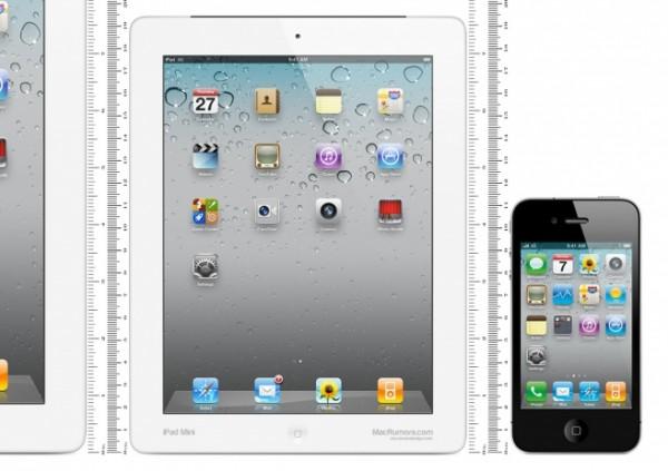 Apple podría lanzar el iPad de 7,85 pulgadas por menos de 300$