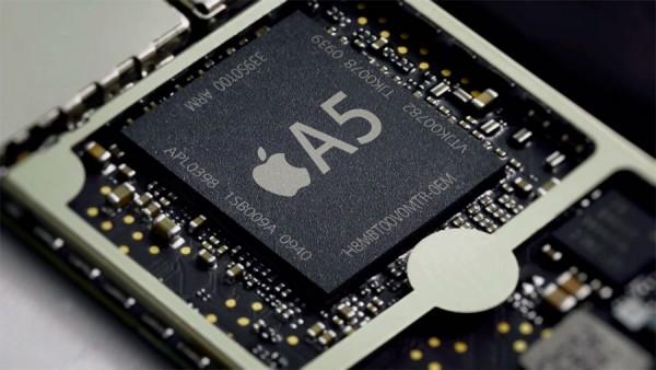 El iPad 2 de 399€ trae una versión más eficiente del A5