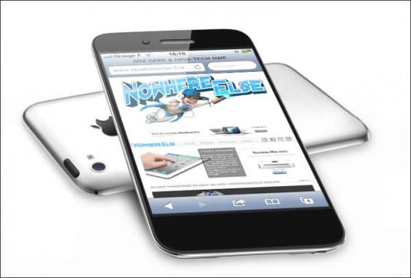 iPhone 5 unibody con pantalla de 4″ llevaría las acciones de Apple a 1000$ según analistas