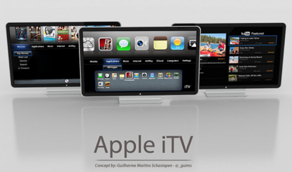 El jefe de Foxconn confirma la TV de Apple