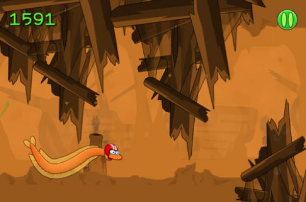 Deep Trip, un nuevo y divertido juego para iPhone