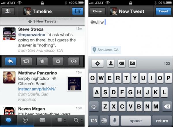 TweetBot se actualiza a la versión 2.4 con muchas novedades
