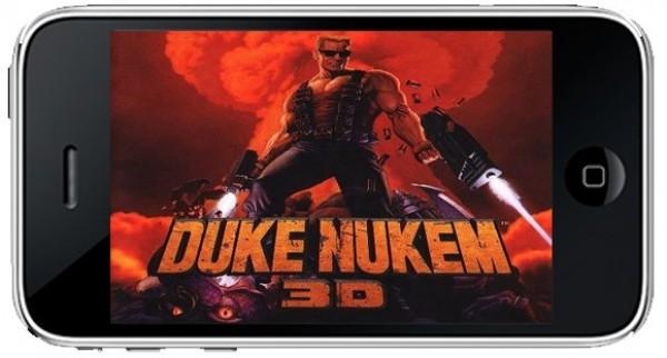 Duke Nukem 3D ahora en tu iPhone