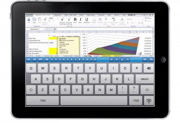 Tendremos Office iPad el 10 de Noviembre