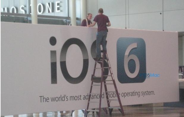 confirmado iOS 6 en WWDC 2012