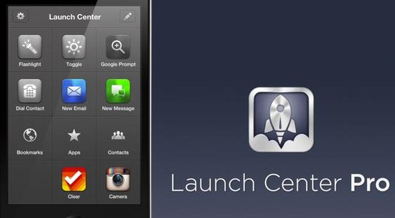 Launch Center Pro ya disponible para iPhone