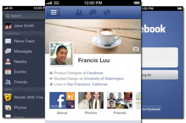 facebook-on-iphone