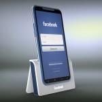 Facebook Phone del diseñador Michal Bonikowski dock1