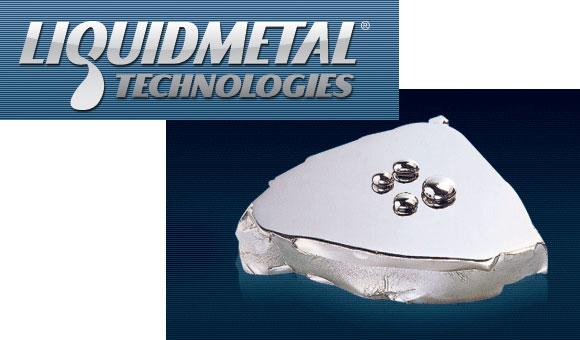 Tecnología Liquidmetal