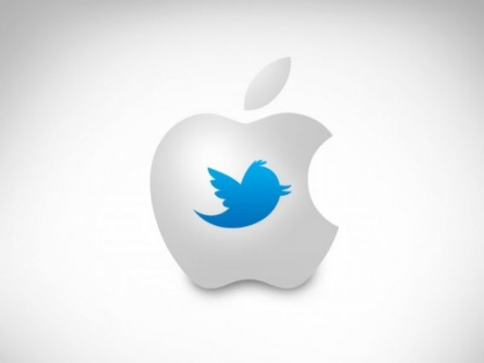 Apple-Twitter-logo