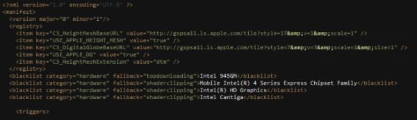 Posible llegada de la aplicación Mapas de Apple a los Macs