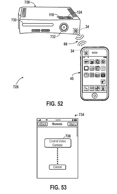 Nueva patente de Apple para interactuar el iPhone y las consolas