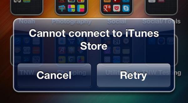 Actualizado: Solucionados los Problemas temporales con las descargas en la App Store