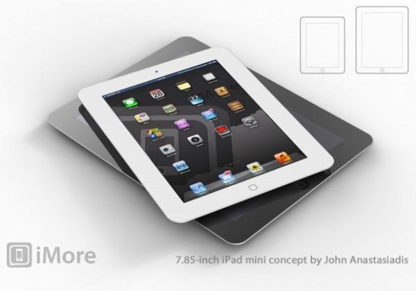 ¿Por qué Apple debería lanzar un mini iPad de 7 pulgadas?