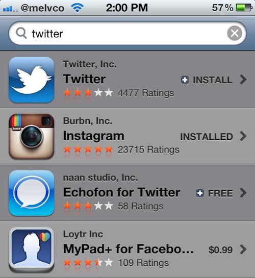 Apple trabaja para arreglar el error con las actualizaciones en la App Store