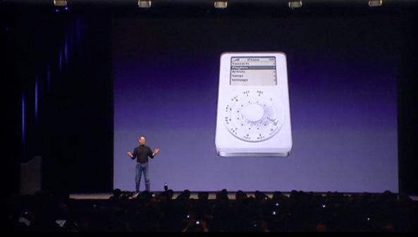 Algunos email muestran como Apple estuvo interesada en un iPhone con rueda de control