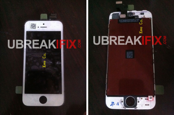 frontal iphone 5