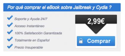 Lanzado el Primer eBook sobre Jailbreak y Cydia