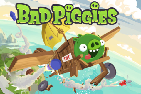 Bad Piggies de Rovio