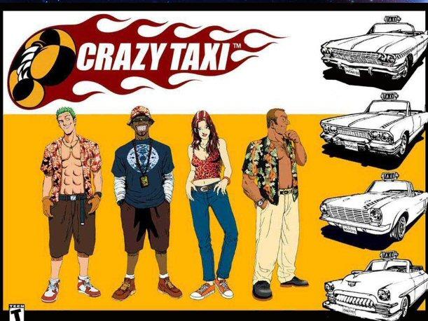 Crazy Taxi