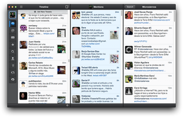 Tweetbot para Mac disponible en Mac App Store