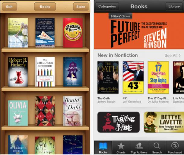 ibooks 3.0.1