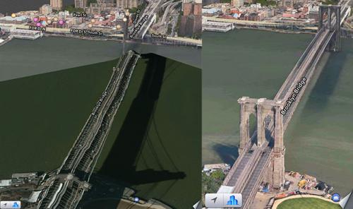 Puente de Brooklyn por Apple.