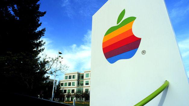 Apple-Cupertino-California