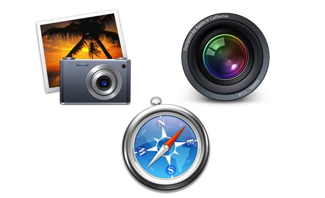 Nueva actualización de Safari, iPhoto y Aperture