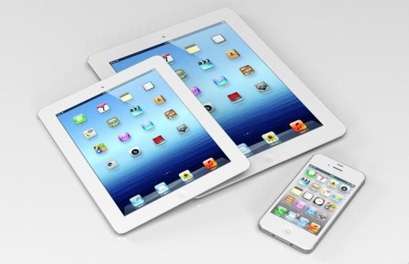 Apple patenta el diseño del iPhone e iPad