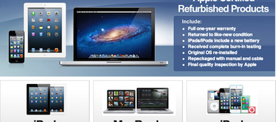 Tienda en eBay de Apple