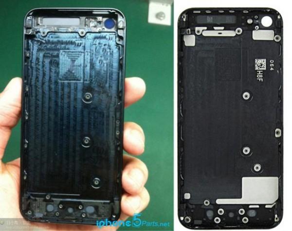 iPhone 5S-interior