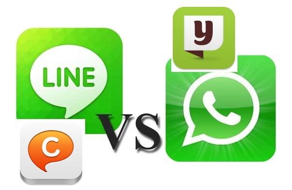 Encuesta-semana-line-wahtsapp-chaton-yuilop