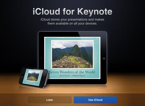 iWork, Keynote 1.7