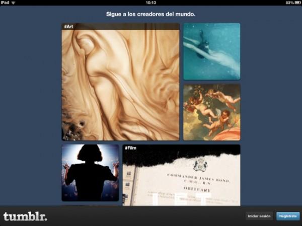 Tumblr-para-iOS-ipad
