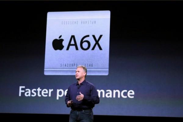 a6x de Apple